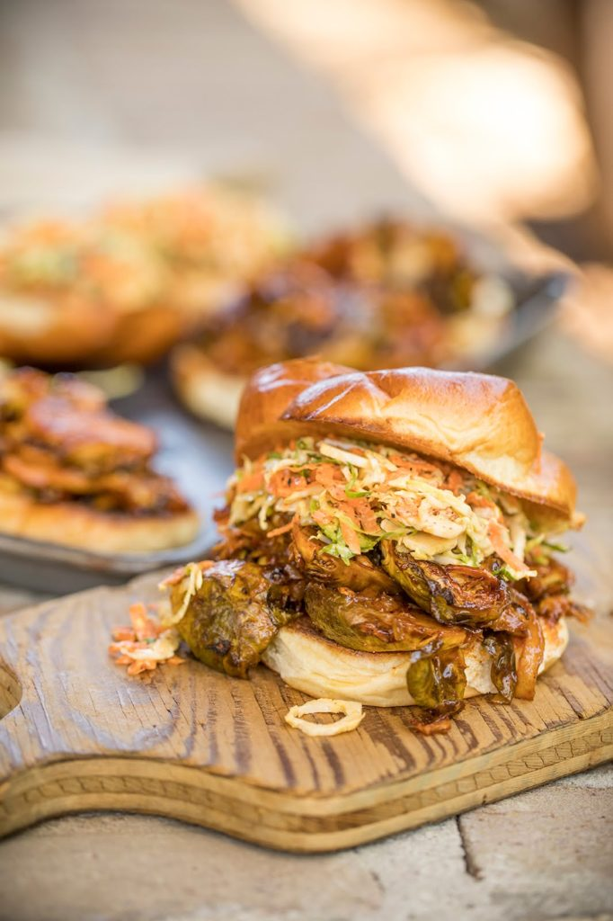Brussels Sprouts BBQ